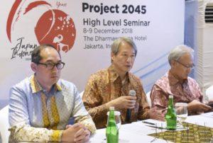 日本和印尼专家提议两国未来共同跻身全球经济前五