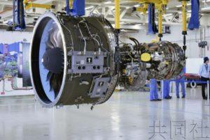 三菱重工称MRJ新型发动机完成在日组装