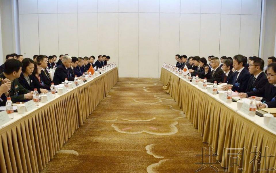 日中海洋磋商确认为重启东海油气田缔约谈判加强沟通