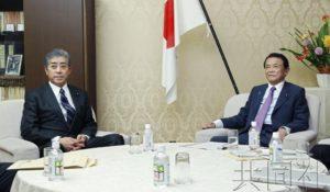 日本政府下年度预算案基本定为101.4万亿日元
