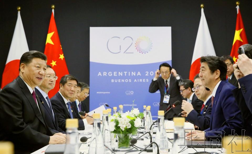 日中两国政府计划为习近平访日完善环境