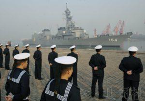 详讯:日本拟派海自舰艇参加明年青岛国际阅舰式