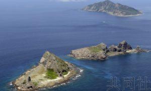 中国公务船驶入尖阁诸岛日本领海频率降低