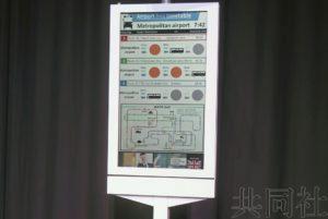 JDI将为公交车站提供液晶屏时刻表