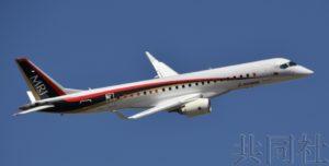 国交省宣布明年1月起在美实施MRJ飞行测试