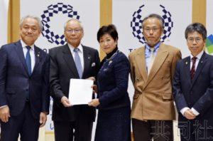 日本医师会建议东京奥运马拉松开赛时间提前