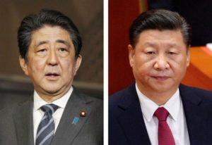 快讯:安倍就中国船进尖阁领海要求习近平改善