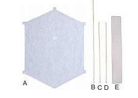 手作り和凧を正月に揚げよう!【連載:アキラの着目】