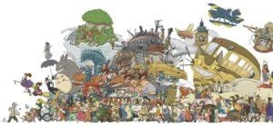 奥斯卡电影博物馆明年开馆 将举行宫崎骏作品展