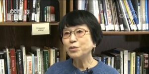 日本历史学者松冈环:把历史真相传递给更多人