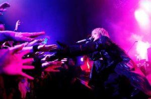 亚洲巡演开跑日摇天王4月来台开唱