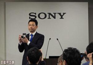 索尼2月推出新款微单α6400