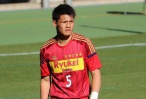 """他仅19岁带队2度杀入决赛,号称""""日本第一高中生""""加盟鹿岛鹿角"""
