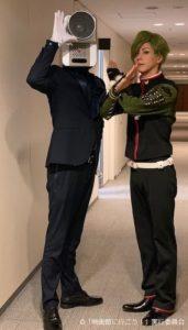 《电影刀剑乱舞》宣布与《映画泥棒》合作推出CM