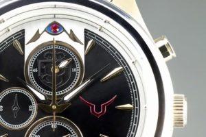 王者之气!《鲁鲁修》新款手表亮相