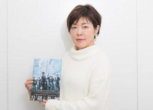 居功至伟!《刀剑乱舞》电影编剧访谈 2019
