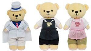 《柯南》推出小熊新装 主题曲沿用《红色修学篇》歌曲