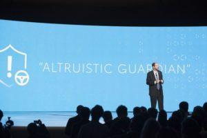 丰田发布Guardian辅助系统 自动驾驶与安全性并举
