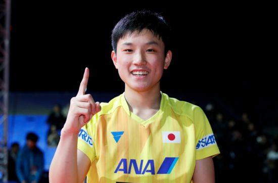 """日本乒乓球新""""一哥""""张本智和:推广乒乓,不限中日"""