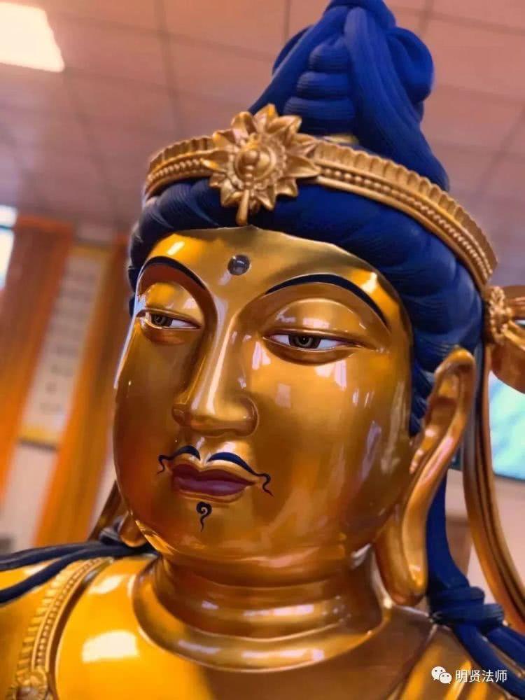 石观音寺胜像还山:我不入地狱谁入地狱的地藏王菩萨