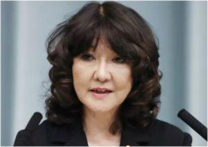 日本女性活跃担当相片山与中国妇联主席会谈