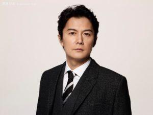 福山雅治将主演平成年代最后的周日剧《集团左迁!!》