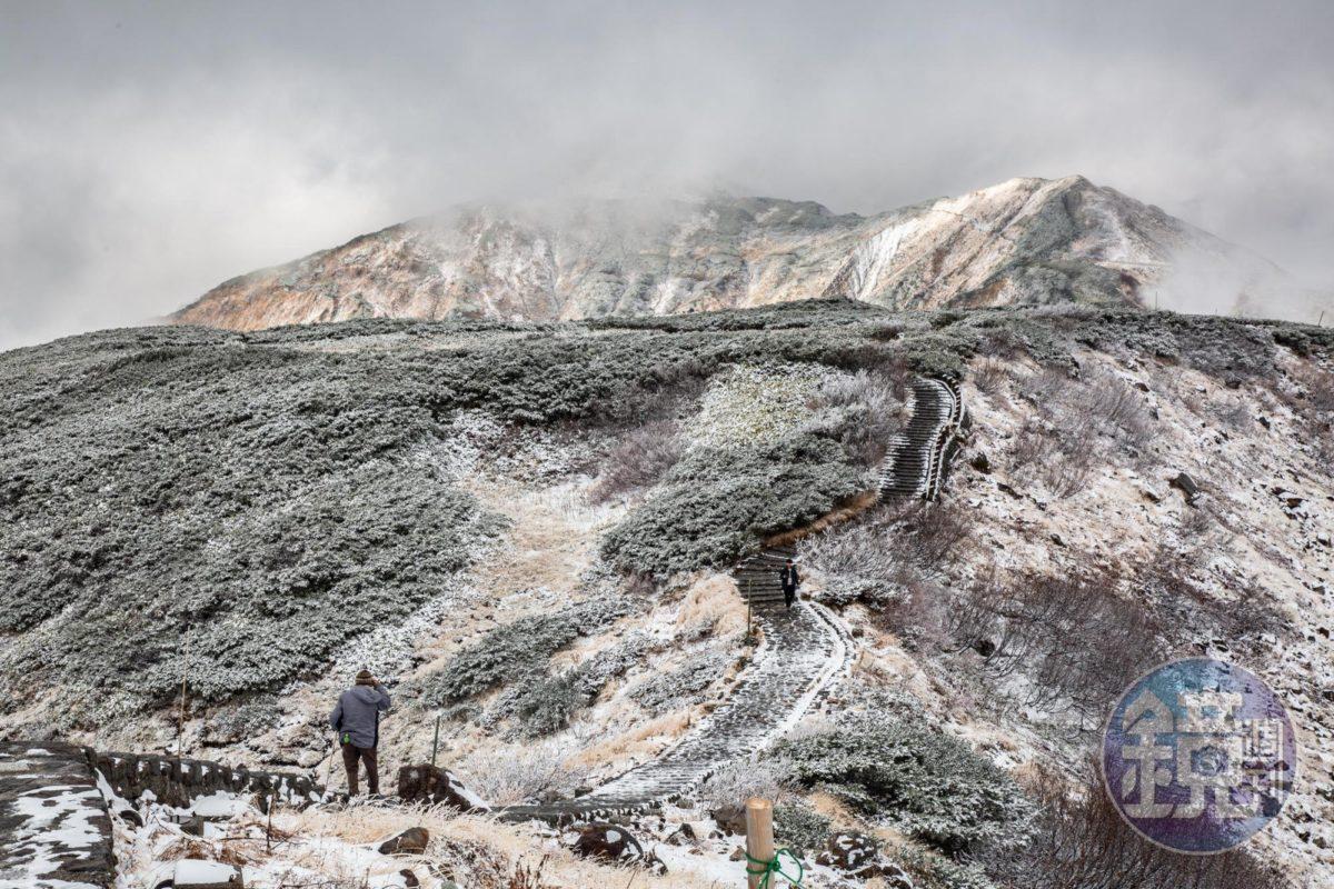 【摄影笔记】日本立山一小时经历秋与冬