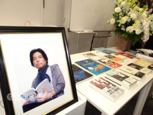 天野健太郎毕生翻译台湾文学驻日代表处追悼
