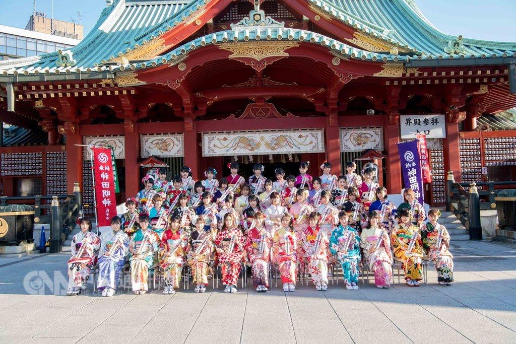 AKB48及姊妹团成人式山口真帆惊魂事件受关注