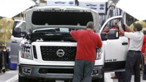货车销量下滑 日产密西西比工厂减产裁员