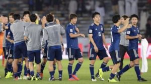 【亚洲杯】日本2比1乌兹力避澳洲 阿曼取胜惊险出线