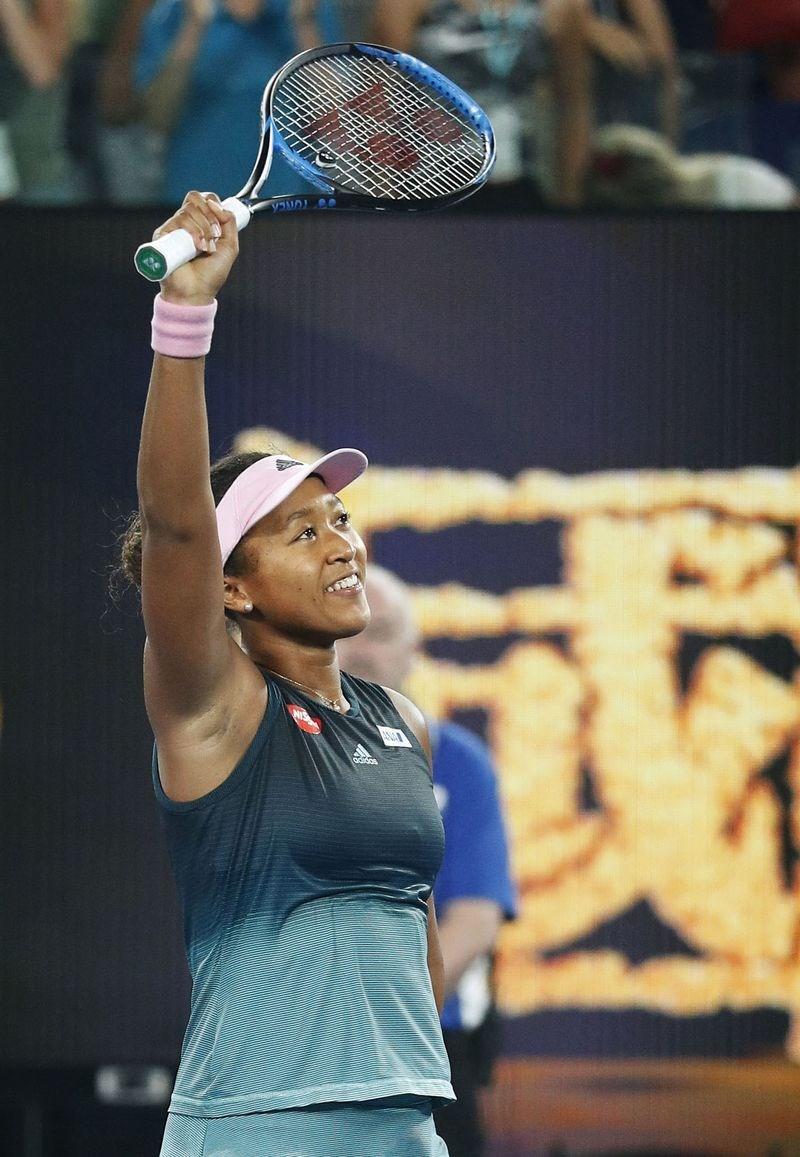 大坂直美闯进澳网女单决赛日本第一人
