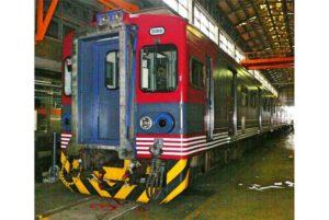 铁道迷看这边!台铁变身日本信浓铁道列车