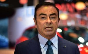 快讯:法国财长称戈恩已辞去雷诺董事长职务