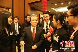 中国驻日使馆与日本各界友好人士共度小年