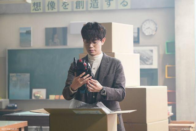 菅田将晖圆梦执教鞭竟挟持学生上最后一课