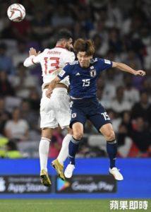 大迫勇也梅开二度日本3-0胜伊朗晋决赛
