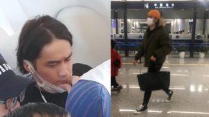 家暴日本女友不起诉释放蒋劲夫被爹护送回中国