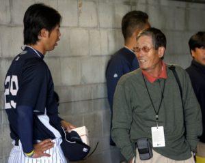 立浪和义、权藤博入选日职野球殿堂