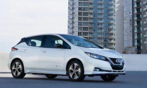 【2019重要新车】Nissan Leaf电动掀背6、7月引进台湾