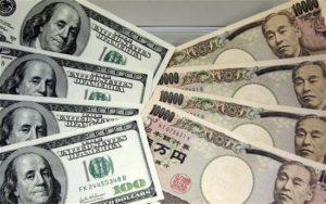 日元兑美元汇率骤升 市场警惕全球经济减速