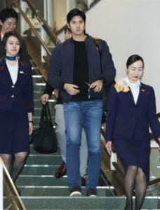 大谷翔平充电2个月返美近日回诊看伤势