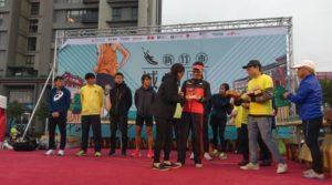 日本人跑遍台湾/新竹马拉松半马从12km狂刷卡!