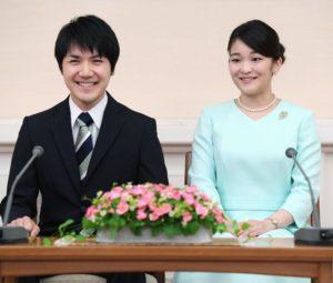 攸关日皇孙女真子婚约男主角小室圭首发声明