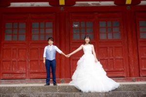 25个同婚合法国家拍婚纱日本同性伴侣也要来台湾