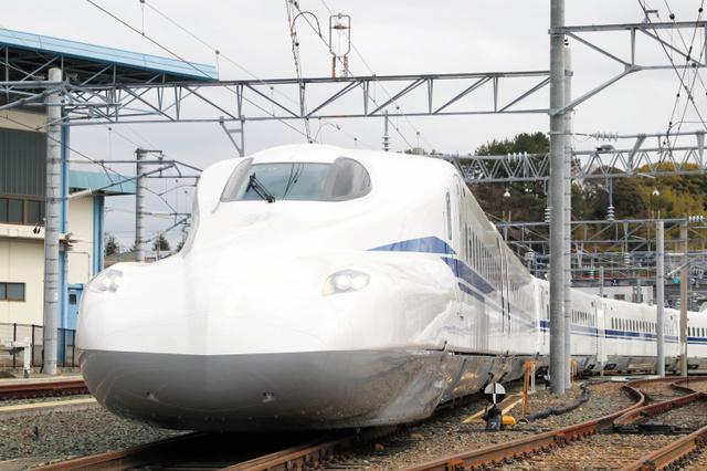 日本新干线将向时速360km发起挑战 拟推销至海外市场