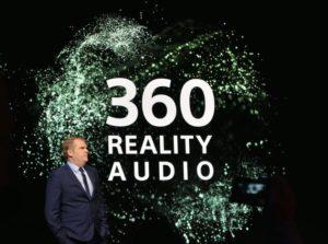 索尼推出新型耳机 实现360°环绕立体声效果