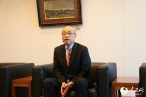 瑞穗银行中国公司董事长:加深中日企业交流合作 开创新型服务