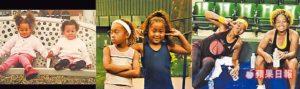 姊妹从小一起练球为拼奥运移籍日本