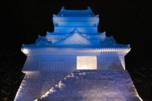 北海道雪祭代名词札幌雪祭